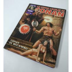 La espada salvaje de Conan...